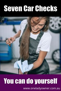 Seven Car Checks You Can Do Yourself – One Lady Owner All these jobs as so much easier than you think. Easy car maintenance tips for everyone Car Care Tips, Tyre Gauge, Driving Tips, Diesel Cars, Car Hacks, New Engine, Classic Trucks, Classic Cars, Interiors
