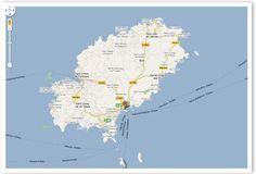 Ofizielle Webseite für Tourismus auf Ibiza
