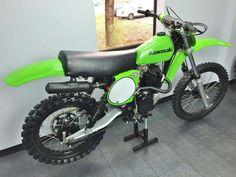 1980 KLX250