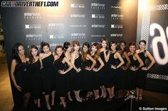 Fotos Chicas GP de Singapur F1 2013