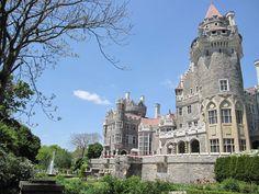 Casa Loma- castle in Toronto