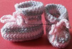 Petits doigts: Chausson bébé modèle 14
