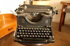 rare Olivetti Vintage Typewriter