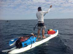The Kuzi Project: 500 mile SUP & Kitesurf Adventure along Africa's East Coast
