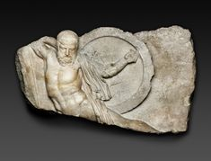 Relief of a Falling Warrior | The Art Institute of Chicago Ancient Rome, Ancient Art, Ancient History, Chicago Museums, Chicago Art, Roman Sculpture, Lion Sculpture, Museum Studies, Manchester Art