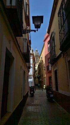 Calle Descalzos, Sevilla