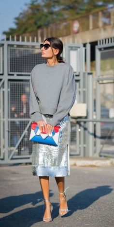 С чем носить свитшот? | 7colors.fashion | Яндекс Дзен