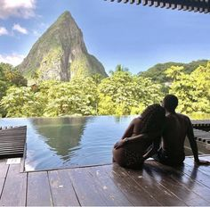 Black Love Couples, Cute Couples Goals, Couple Goals, Couples Vacation, Relationship Goals Pictures, Couple Aesthetic, Travel Aesthetic, Beautiful Places To Travel, Couple Pictures