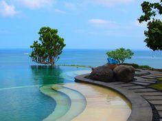 Villa Pemutih.  Bali, Indonesia