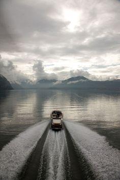 Riva on lake Como?