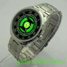 Marvel Power Rings of DC Universe Green LANTERN Ring Complete Corps Comic Watch. $15.50, via Etsy.