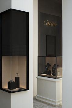 Tristan Auer - Stand Cartier for Biennale des Antiquaires - September 2014 Paris - Grand Palais