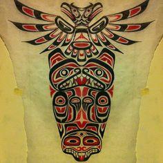 Samoan tattoos – Tattoos And Native American Tattoos, Native Tattoos, Native American Symbols, Haida Tattoo, Totem Tattoo, Inca Tattoo, Haida Kunst, Haida Art, Tatouage Haida