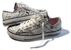 aa87b5cba1e Kurt Cobain converse ! - gt  just put them on display. Jeans And Sneakers