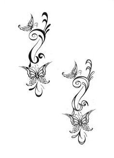 Fantasy butterfly by anchica.deviantart.com on @deviantART