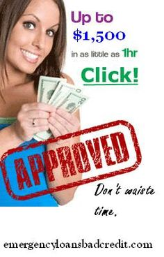 No credit check loans are beneficial when the credit is not in your pocket. It is the best loan option in your bad credit status. It is easy to get at reasonable prices. Apply Now! http://www.emergencyloansbadcredit.com/no-credit-check-loans.html