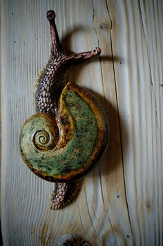 Handmade Ceramic Vintage Argonaut by CeramicWorkShop on Etsy