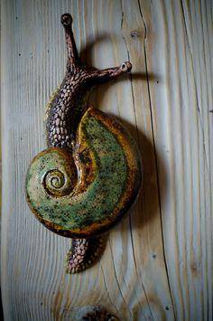 Handmade Ceramic Vintage Argonaut by CeramicWorkShop on Etsy