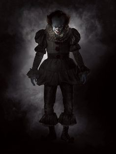 New Pennywise photo sans the EW watermark if anyone wants it