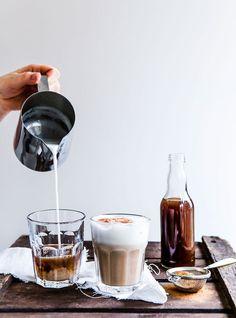 coffee http://www.madebymary.se/2016/12/1-december-i-lilla-sundby-chailatte-pa-chaisirap-ett-recept-fran-min-kokbok/