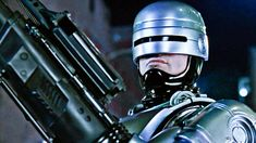 RoboCop (Verhoeven, P. 1987). Video (2013) - When a police officer is brutally murdered by a gang of criminals, he is reconstructed as a machine bearing his likeness. I have chosen this as the film focuses on crime and transhumanism.