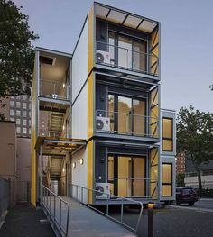 GCR - Innovation - New York unveils the homes you hope you'll never have to live in