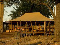 Linyanti Bush Camp, Botswana   Go2Africa.com