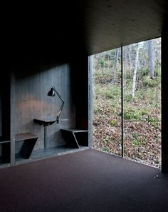 A comprehensive look inside the house from Ex Machina movie. Includes pictures and videos of the interior of the hotel used to film the futuristic movie. Interior Design Photos, Interior Design Inspiration, Modern Interior, Interior Architecture, Design Ideas, Concept Architecture, Work Inspiration, Ex Machina House, Lampe Metal