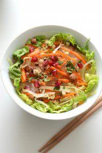 Salade asiatique - Jeudi Veggie
