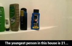 You are never too old for this…