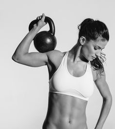 Burn more FAT and build killer ABS with these 10 powerful kettlebell exercises.