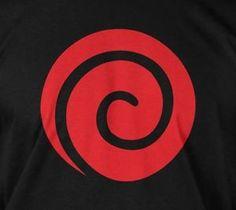 Uzumaki Clan Symbol Crest Otaku Cosplay Anime Fan Naruto Gift Expo ...