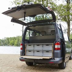 VW Bus Ausbau DIY And Ideas For You 48