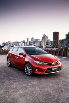I would buy one of these if it was available in Canada - 2013 Corolla AU Version Toyota - my kids would love driving it