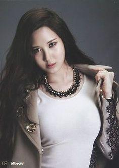 Seohyun SNSD ★ Girl Generation for Billboard Magazine