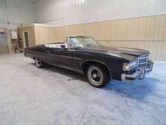 1975 Pontiac Grand Ville Convertible