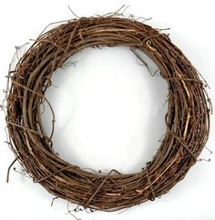Grapevine Wreath 18 inches >>> Find out more about the great product at the image link. (This is an affiliate link)