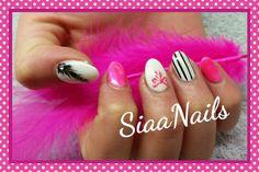 #SiaaNails @SiaaNails  -> Instagram  #gel #onglesengel #nail #art #orly