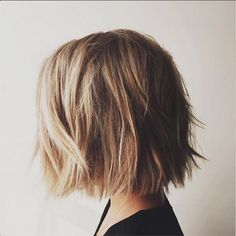 Love LC's new choppy bob... definitely high on the list of possibilities!