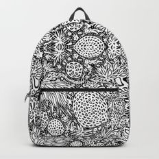 Design your everyday with backpacks you'll love to bring to school or the office, featuring trending patterns from independent artists worldwide. Fashion Backpack, Coral, Leggings, Backpacks, Unique, Bags, Shopping, Design, Handbags