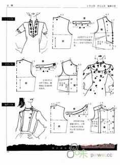 alterations to neckline pattern