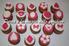 #Vintage minicupcakes