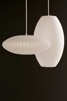 George Nelson Saucer Pendant Light - Urban Outfitters