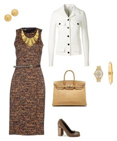 A fashion look from June 2015 featuring jersey dresses, white jacket and leather shoes. Browse and shop related looks. Animal Print Dresses, Shoe Bag, Simple, Polyvore, Stuff To Buy, Shopping, Collection, Design, Women