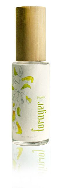 Forager Natural Fragrance Packaging: Bloom $120