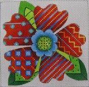 Pocket Full of Stitches: Melissa Shirley needlepoint