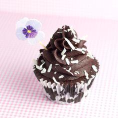 Objetivo: Cupcake Perfecto.: Una petición a destiempo (y Cupcakes de Chocolate Negro y Coco al Ron)