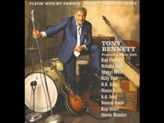 Tony Bennett - Playin' With My Friends: Bennett Sings The Blues (Full Album)