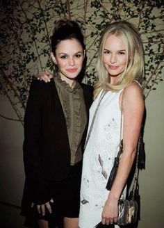Rachel Bilson & Kate Bosworth