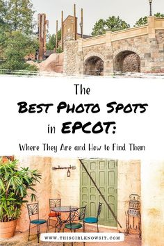 An Instagrammer's Guide to Epcot